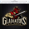 All Around Atlanta Gladiators show