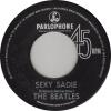 """El Club de los Beatles: Terminan de grabar """"Sexy Sadie"""""""