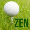 Zen in Golf