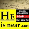 July 15, 2016 (FRI) - *Global Broadcast