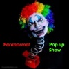 Paranormal Pop up Shown