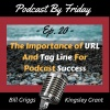 PBF020: The Importance of URL and Tagline For Podcast Success