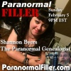 Shannon Byers On Paranormal Filler