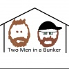 Two Men in a Bunker