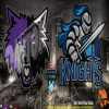 Dayton Wolves vs. Central City Knights