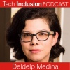 Deldelp Medina, director of residency at Code2040 on what it means to be an entrepreneur