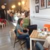 Con Radio Pimienta desde la Cafebreria