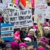 Anti-Trump Protests Held in Dozens of Cities