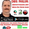 THE CHRIS PHILLIPS SHOW ON 2NDCITY RADIO