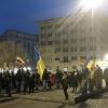 Protestul Romanilor de la Roma In Direct