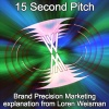 15 Second Pitch  - Loren Weisman explaining Brand Precision Marketing.