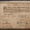 Un caffé con lo storico: Soldi di carta e speculazione