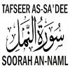 Tafseer of Soorah an-Naml