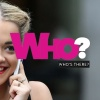 Who's There: Noah Cyrus & Tobey Maguire?