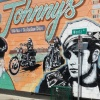 Johnny's Bar & Grill - Birthplace of the American Biker