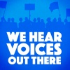 We Hear Voices Out There