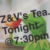 Z & V's Tea
