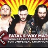 Extreme Rules Preview 2017 Fatal 5-Way