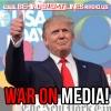 Behind Enemy Lines: War On Media