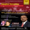 1st Thursday Singles Session: A Message from Rev Charles B. Jackson Sr