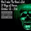 TDLwDJ: 31 Days of Horror