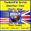 TheMothFM Weekly - Smooth Jazz Charts - Ep 0345 - 13-08-2017