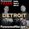 Detroit Paranormal Expeditions On Filler