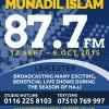 Radio Munadil Islam 87.7fm Shows