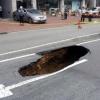 Seoul's Sinkholes Still Causing Headaches
