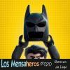 Los Mensaheros 020 Batman la lego película