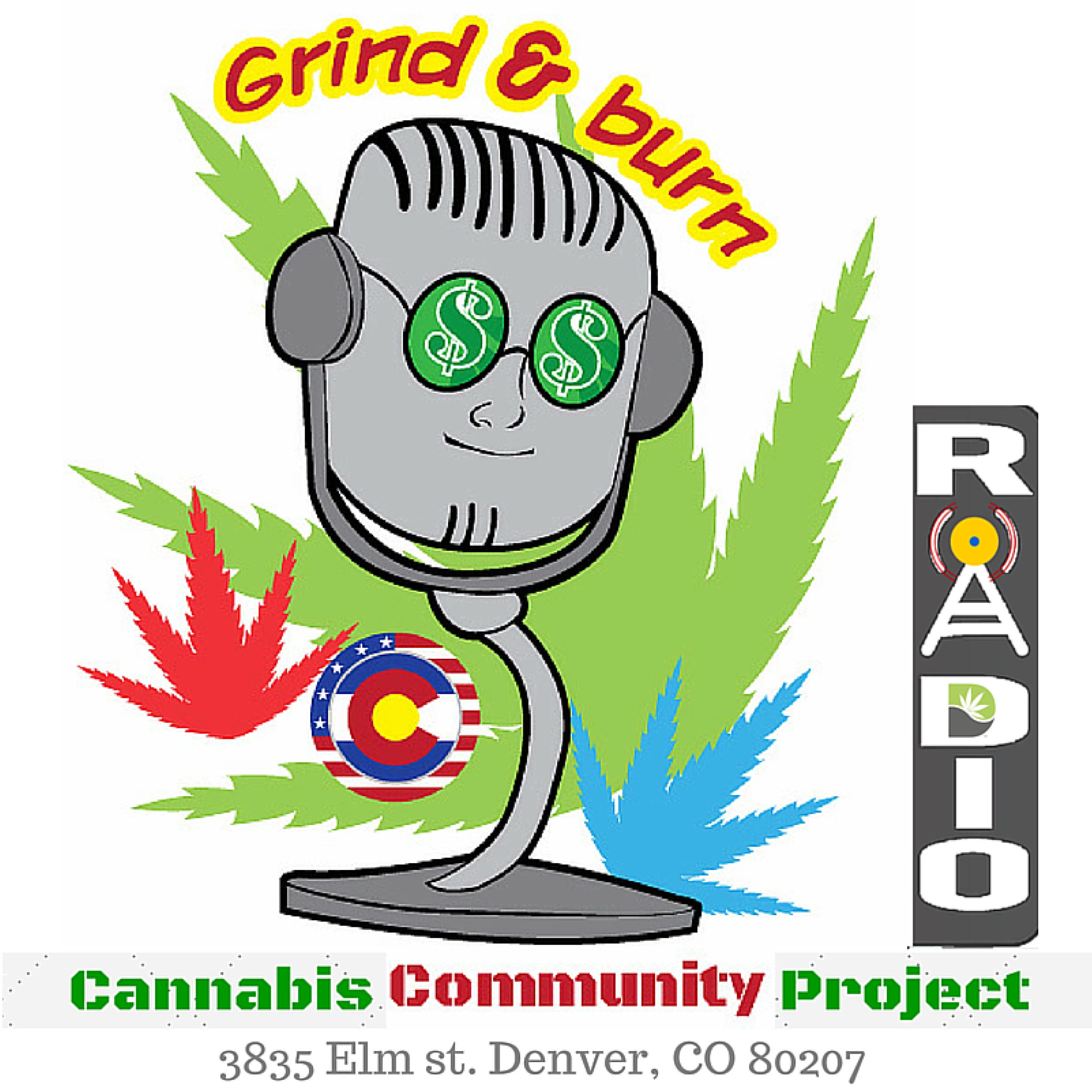 Cannabis Community Project - (Grind&Burn)