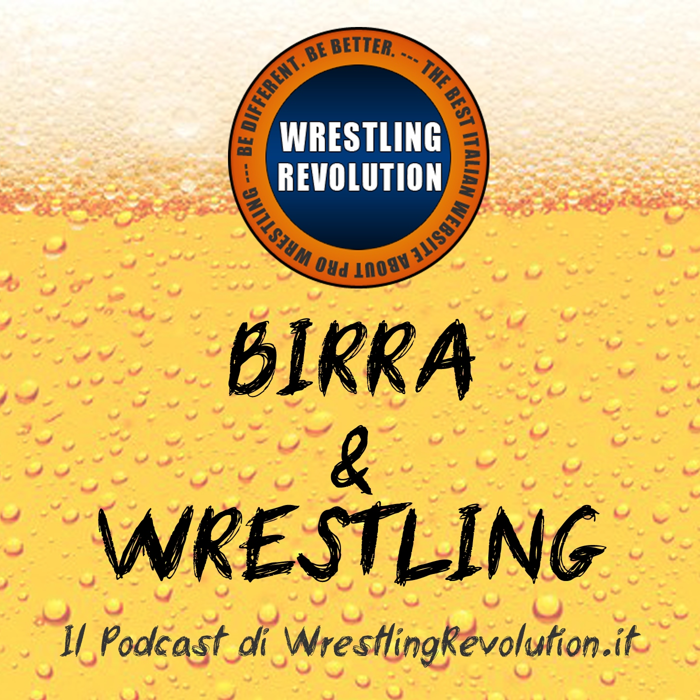 Birra & Wrestling: il Podcast