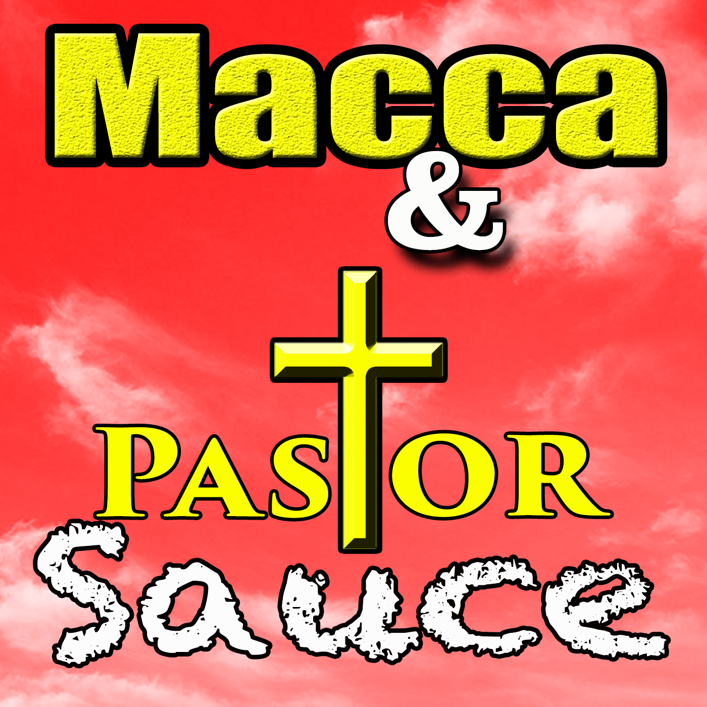 Macca and Pastor Sauce