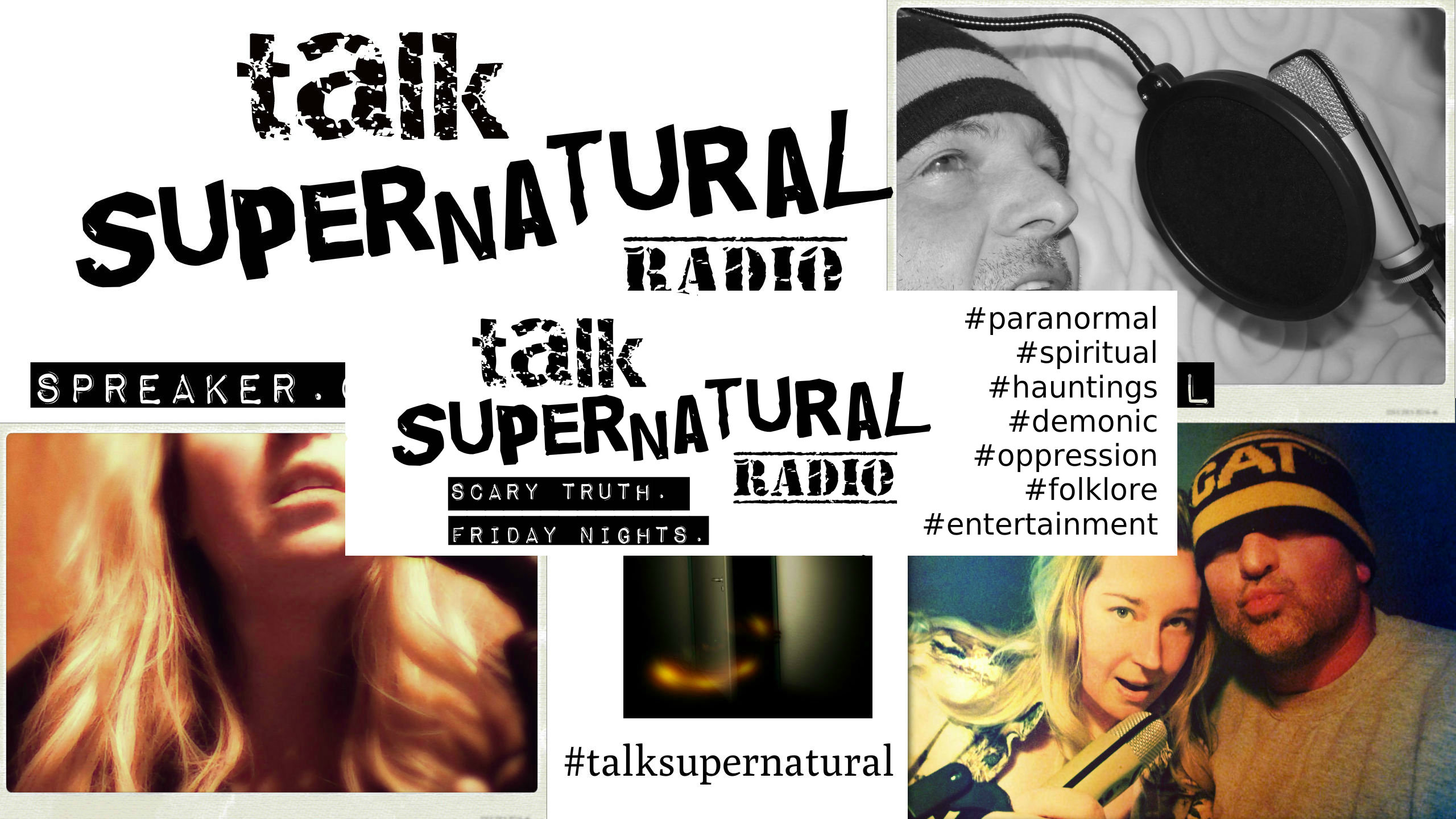 Talk Supernatural