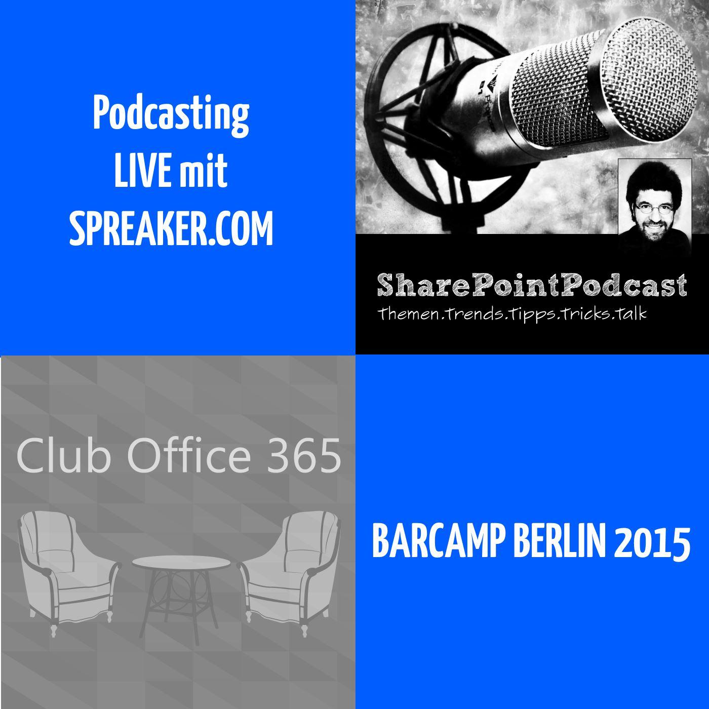 BarCamp Berlin 2015