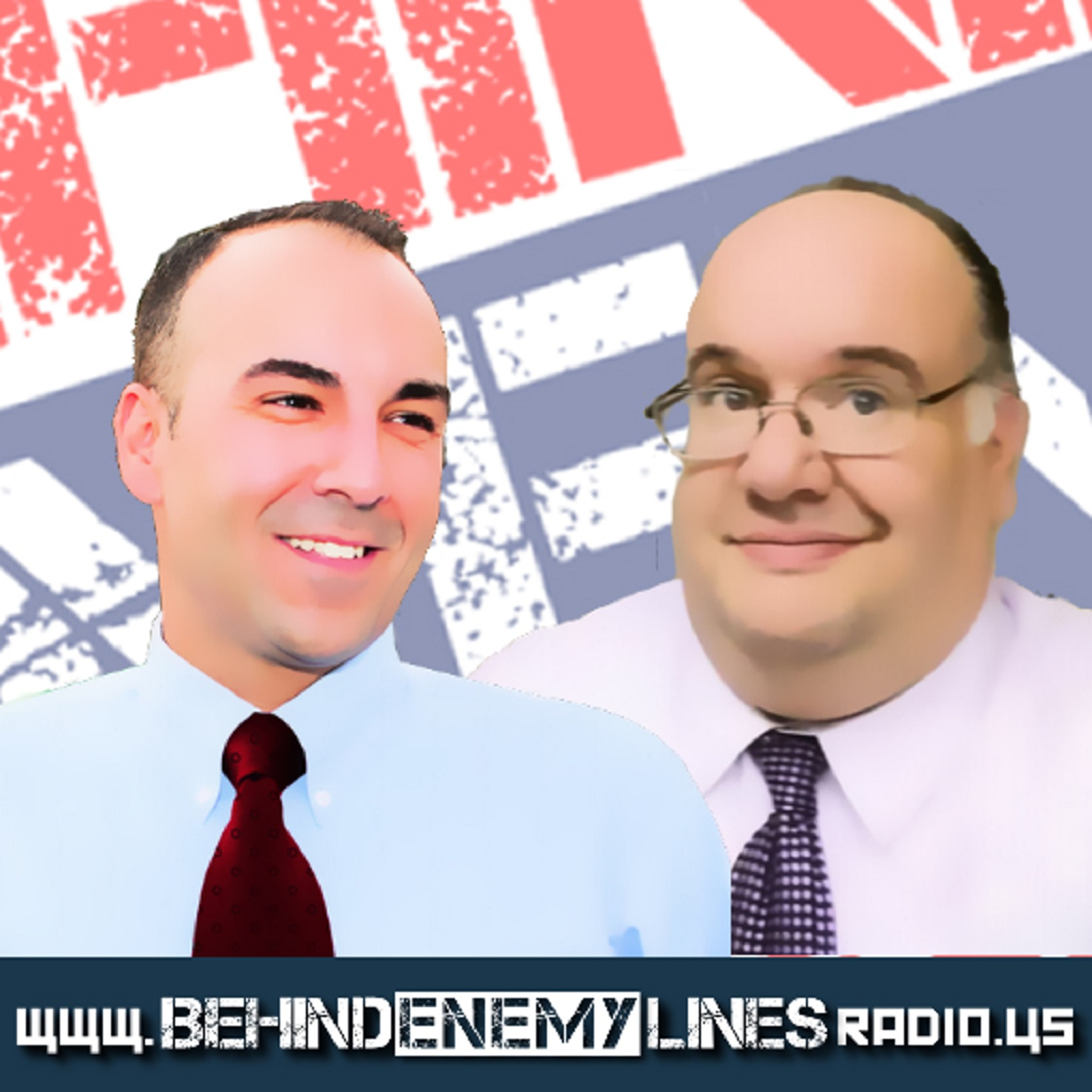 Behind Enemy Lines Radio