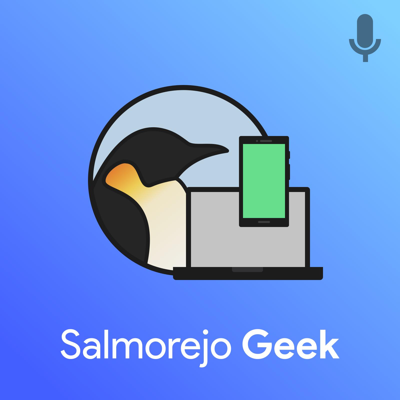 Logo de Salmorejo Geek