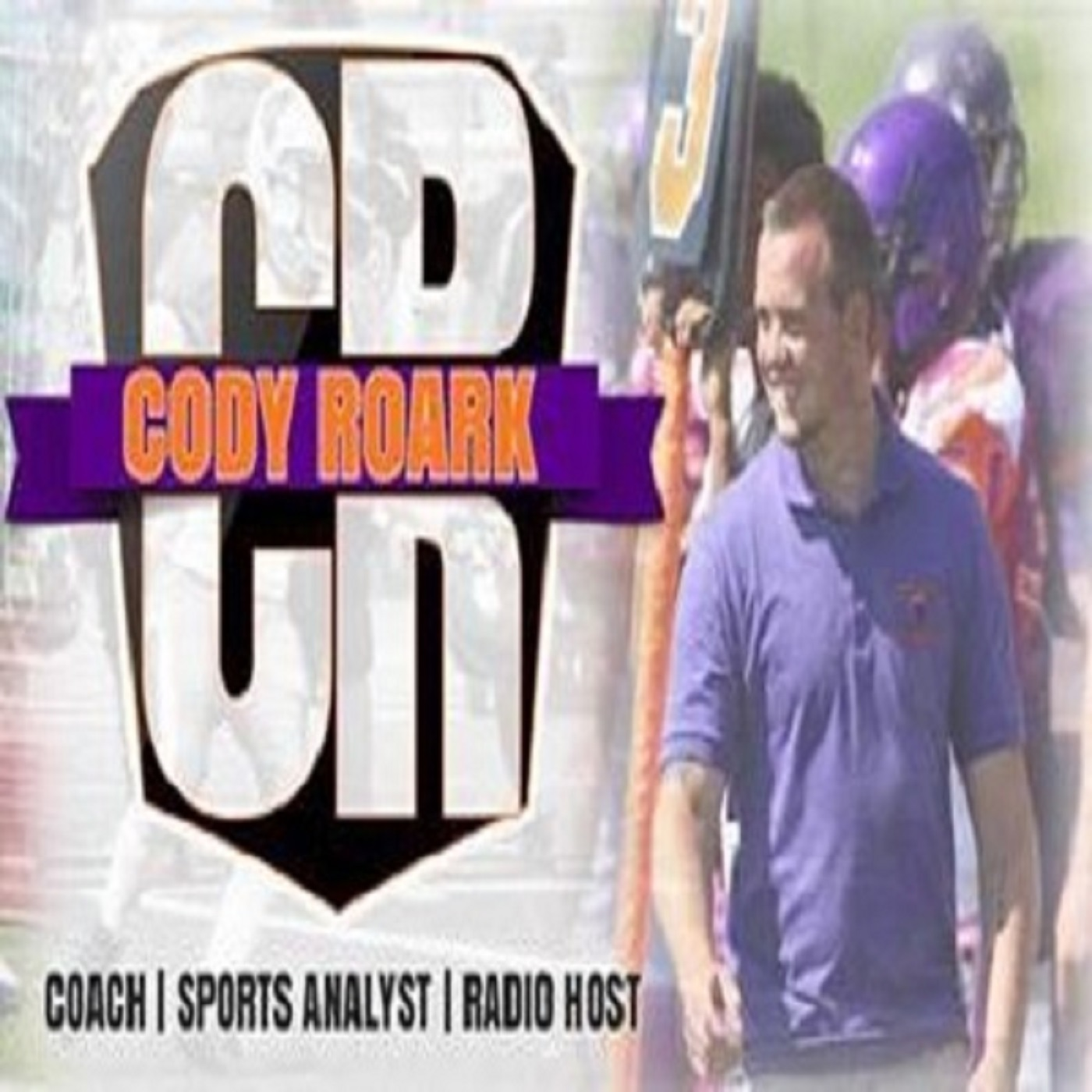 Coaches Corner Podcast w/ Cody Roark