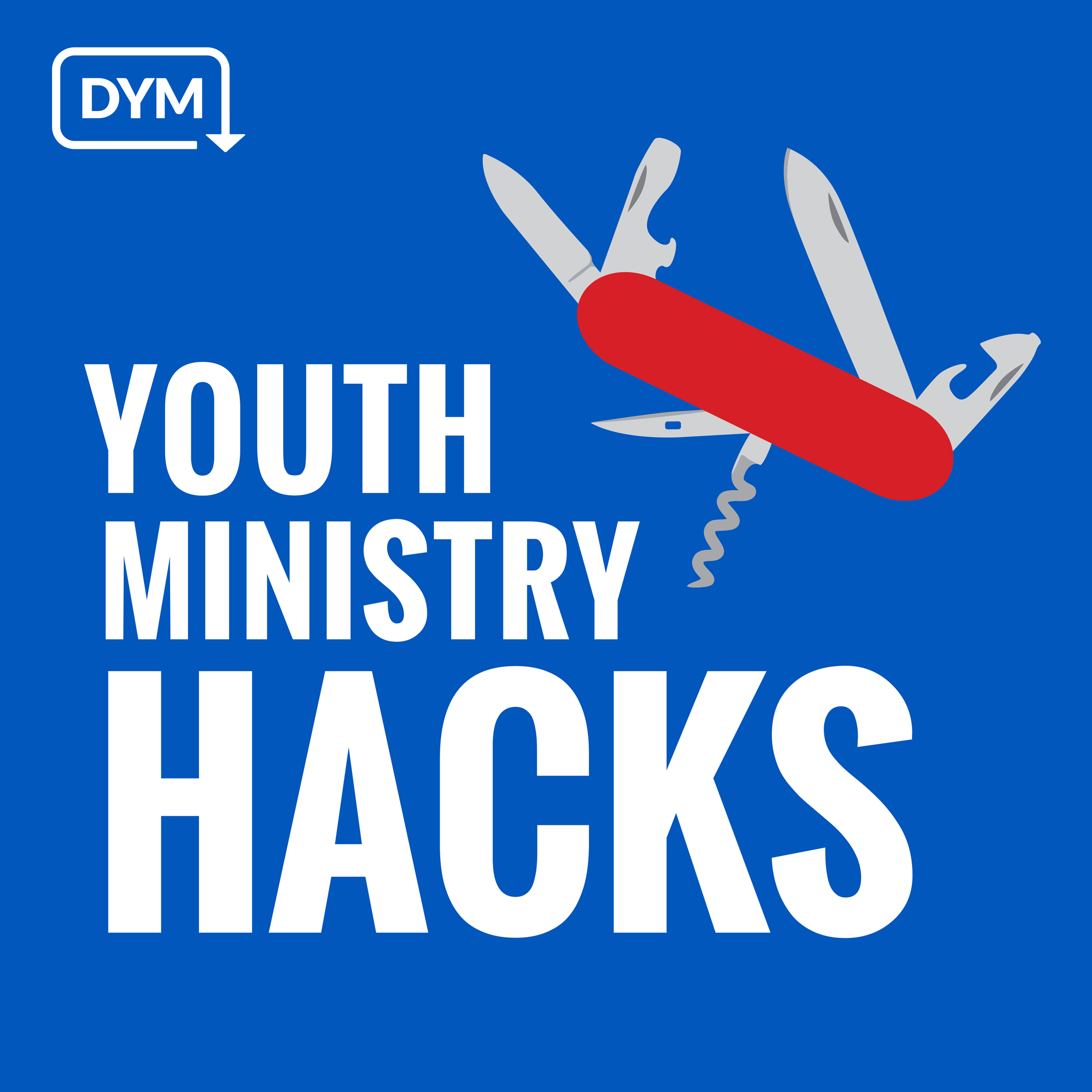Youth Ministry Hacks
