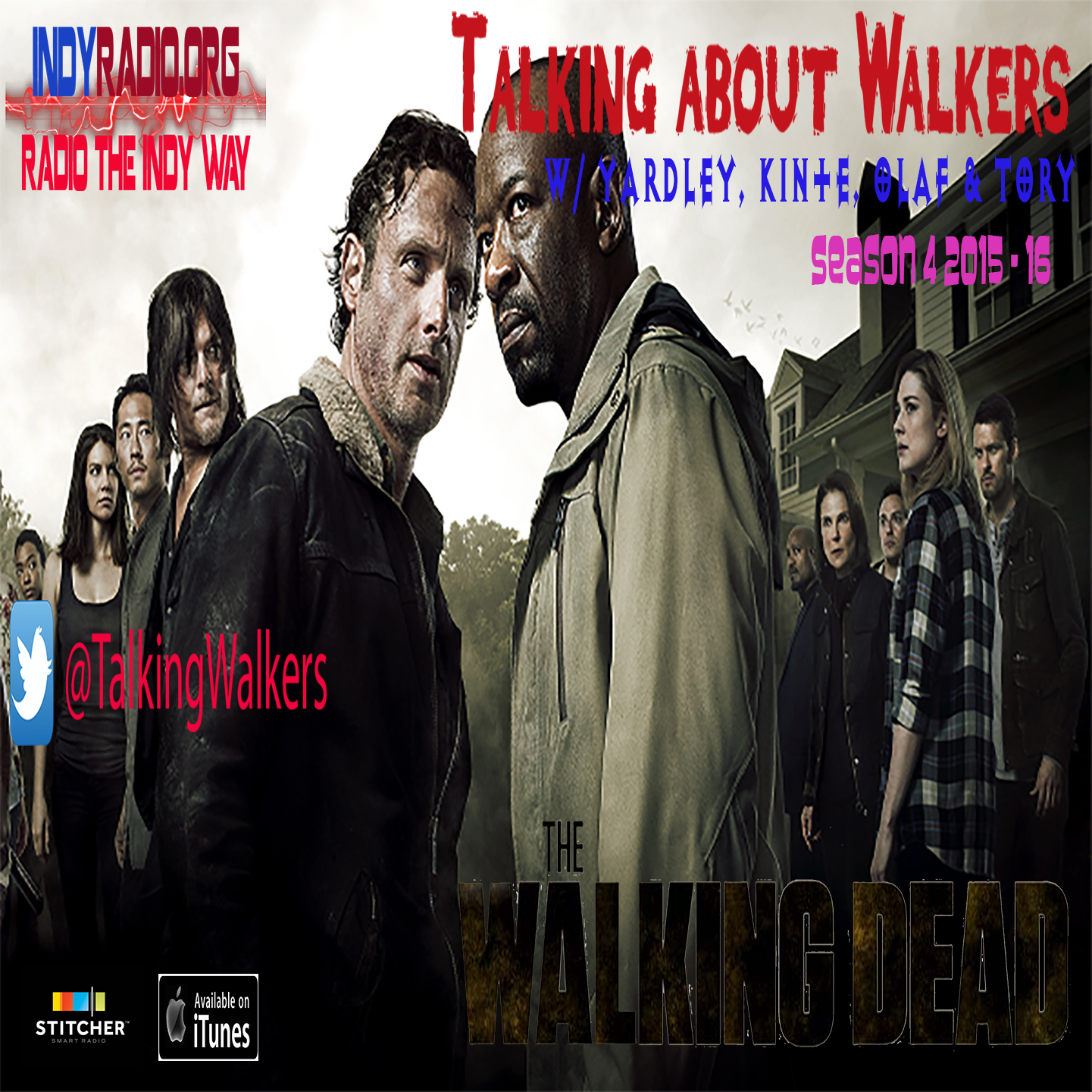 The Walking Dead: Talking about Walkers