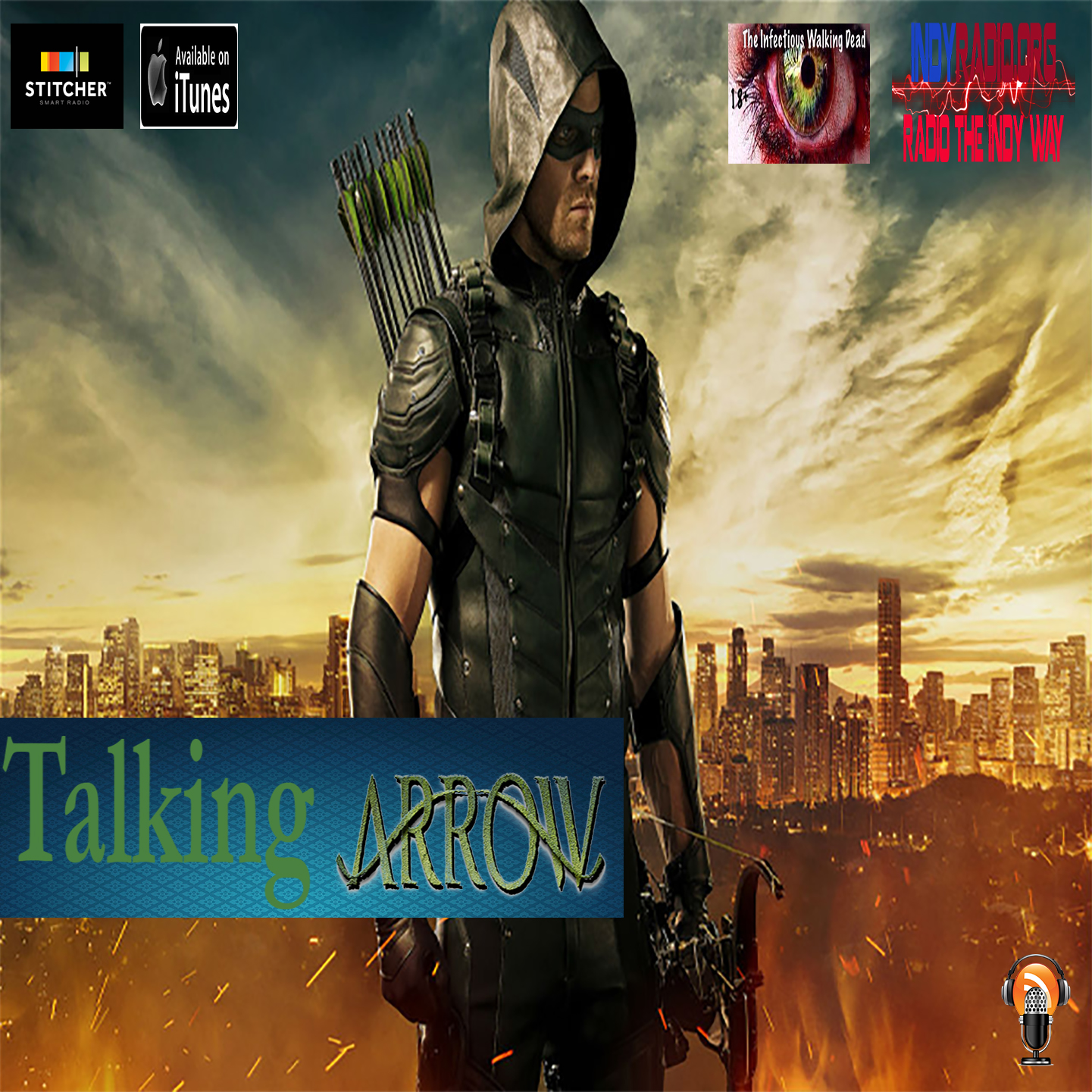 Arrow: Talking Arrow