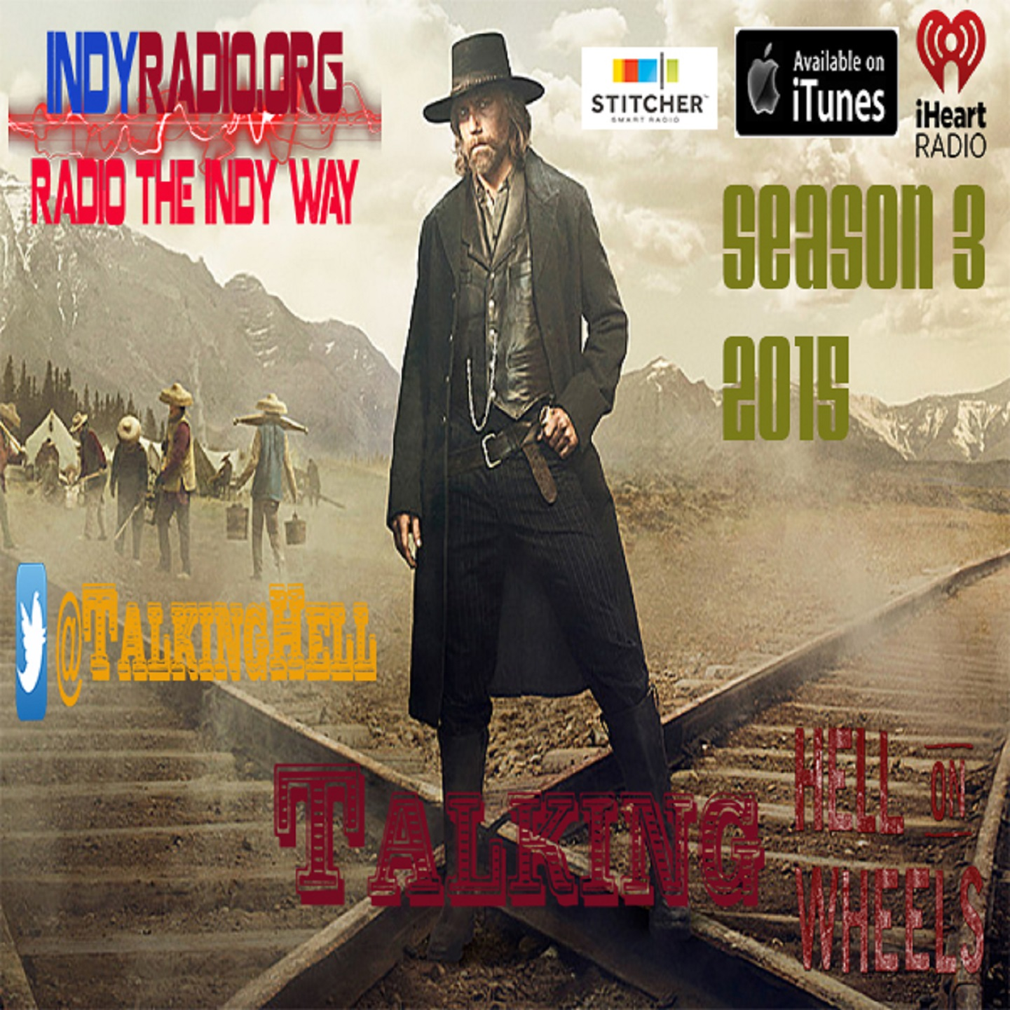 Hell on Wheels: Talking Hell on Wheels