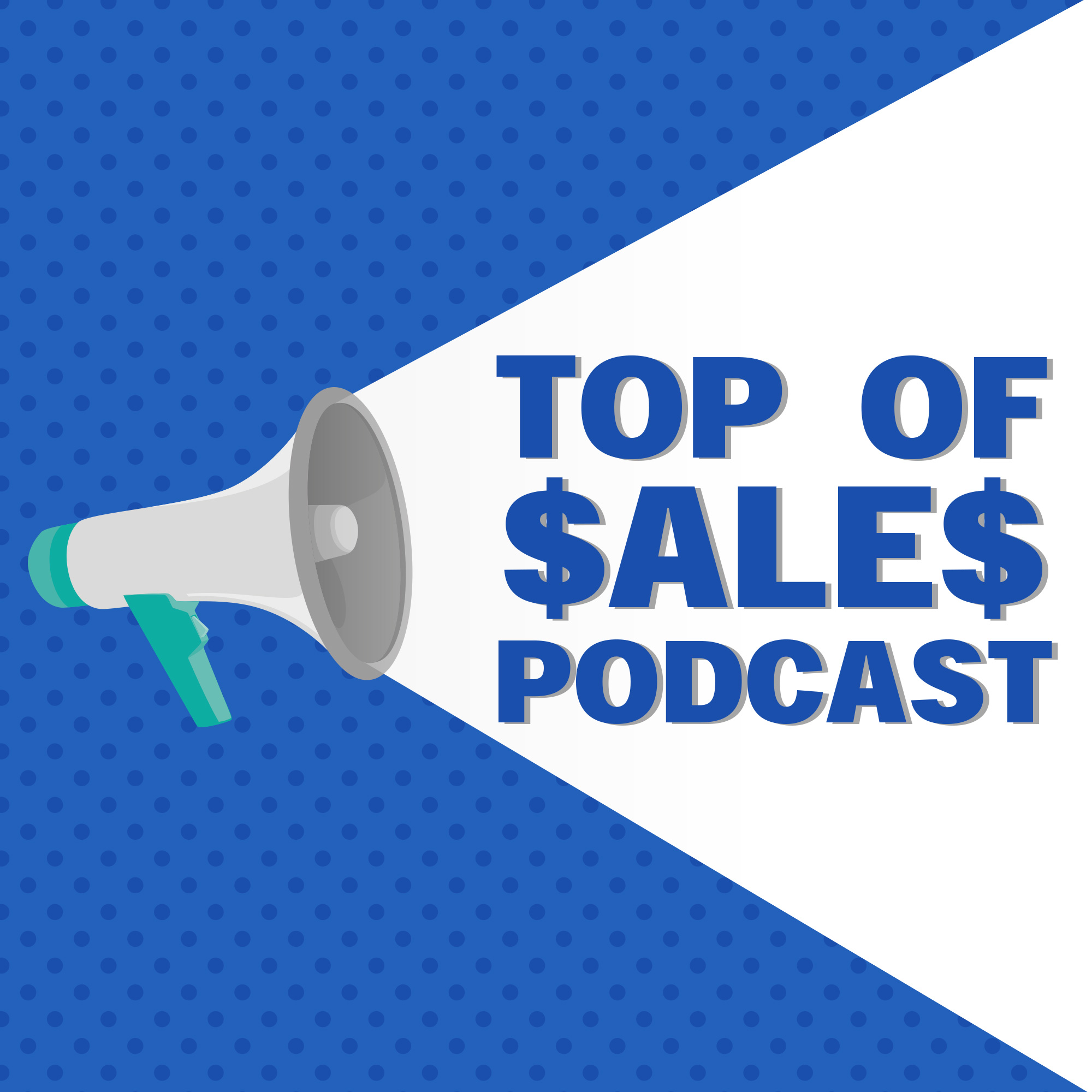 Top of Sales - A Zencareers Podcast