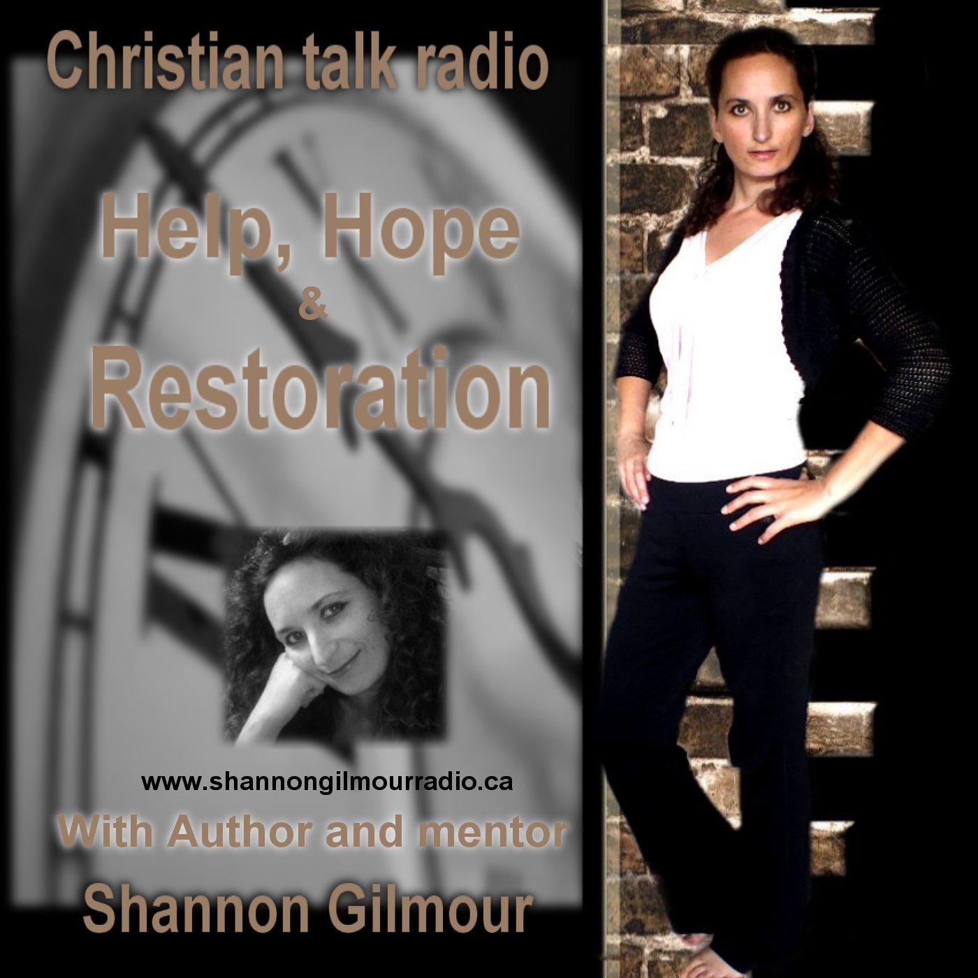 Shannon Gilmour radio