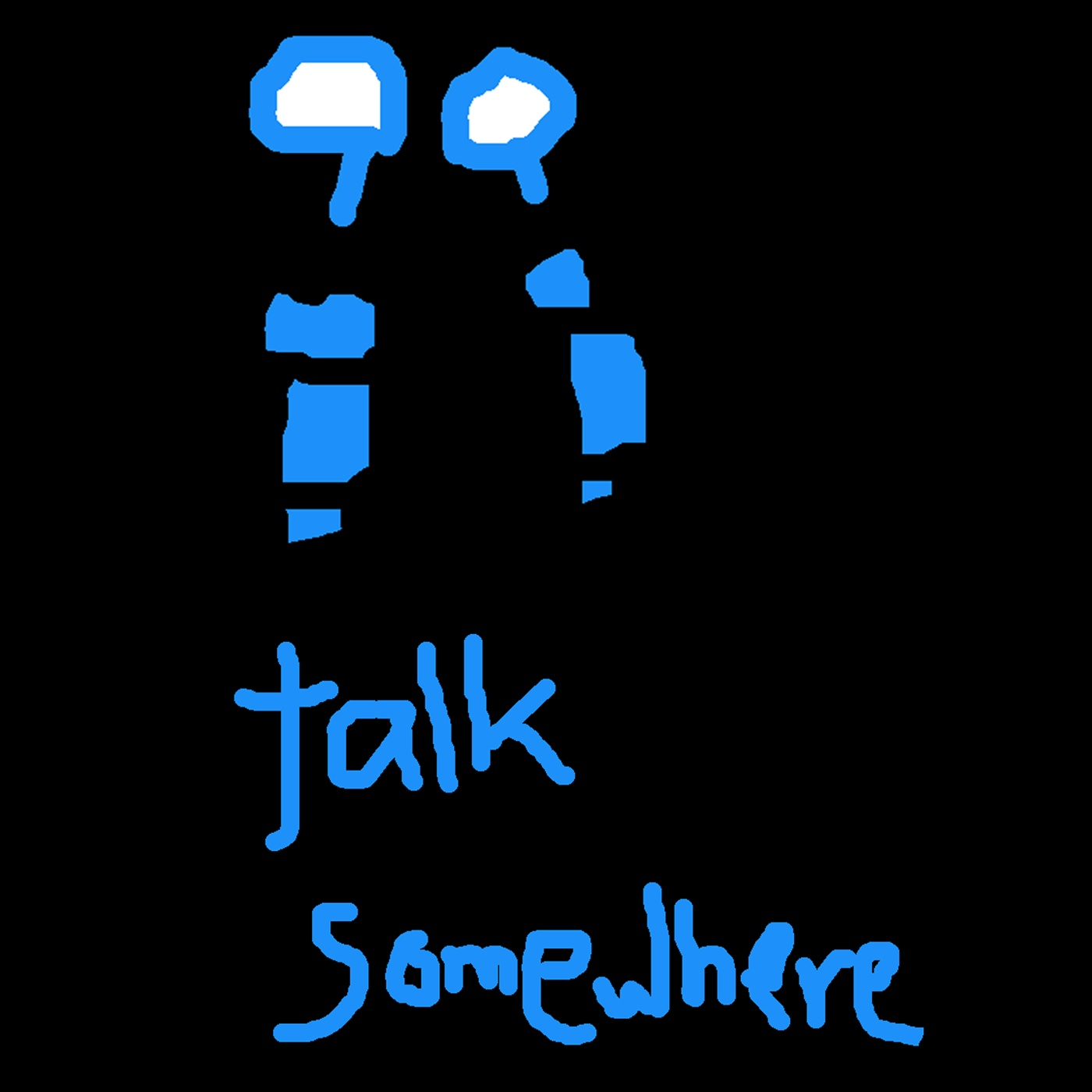 talk somewhere podcast