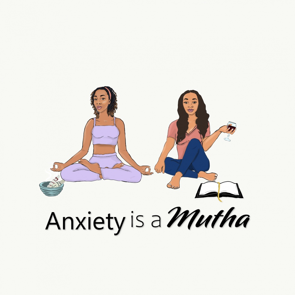 Anxiety is a Mutha! - Cover Image