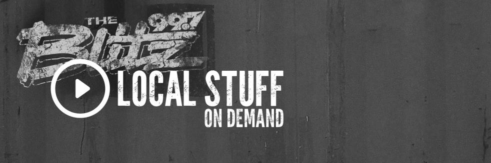 Blitz Local Stuff - immagine di copertina