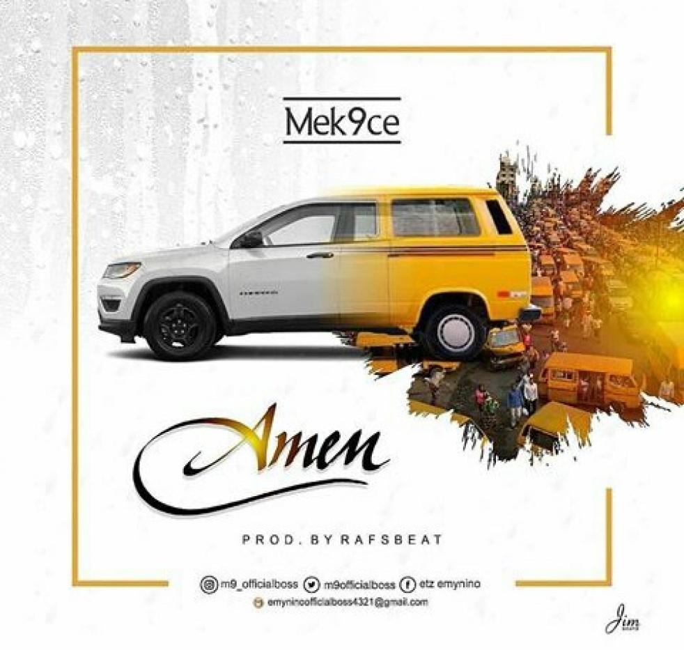 MEK9CE - show cover