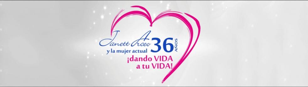 Janett Arceo y La Mujer Actual - imagen de show de portada