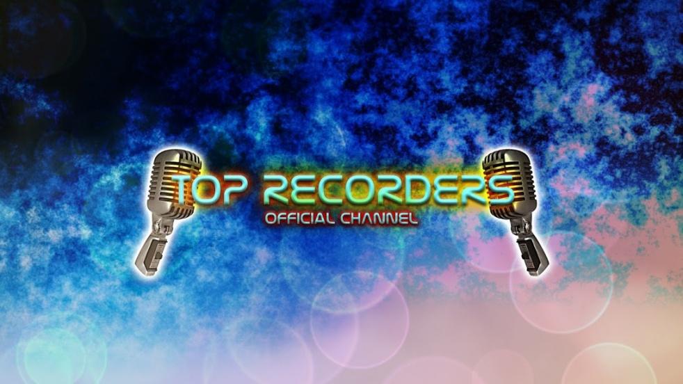 Top Recorders 2017/2018 - imagen de show de portada